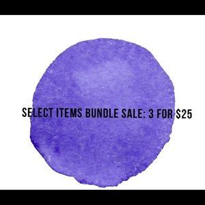 SALE ON 30 items!!!